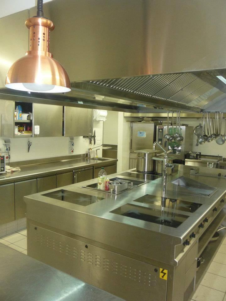 Cucina-Hotel Imperiale Moltrasio(Co)